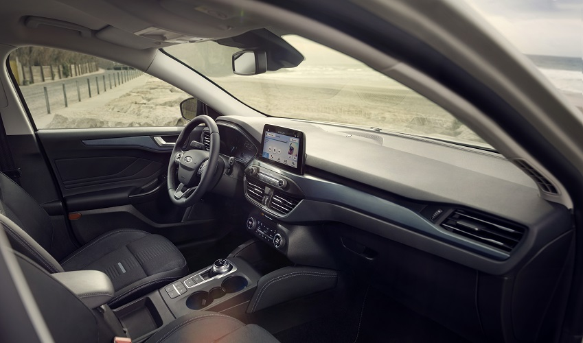 2019-Ford-Focus-Active-Interior