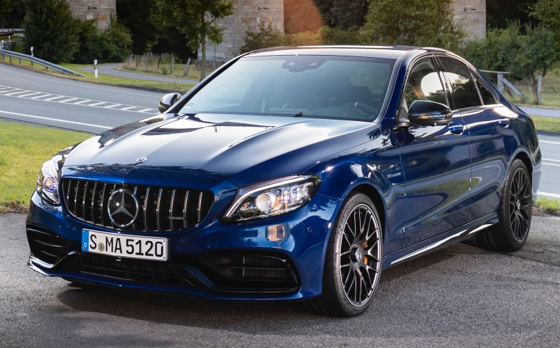 Mercedes-AMG-C-63-S-9