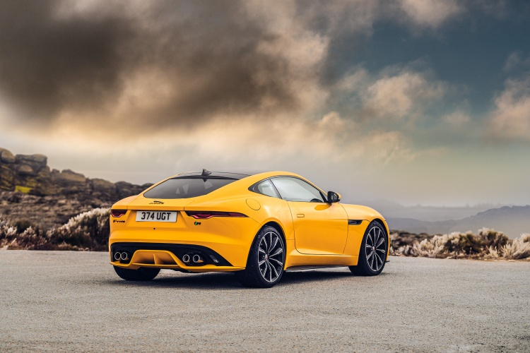 2020-Jaguar-F-Type-R-Exterior-Sorrento-Yellow-1