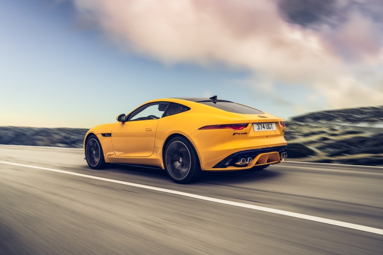 2020-Jaguar-F-Type-R-Exterior-Sorrento-Yellow-14