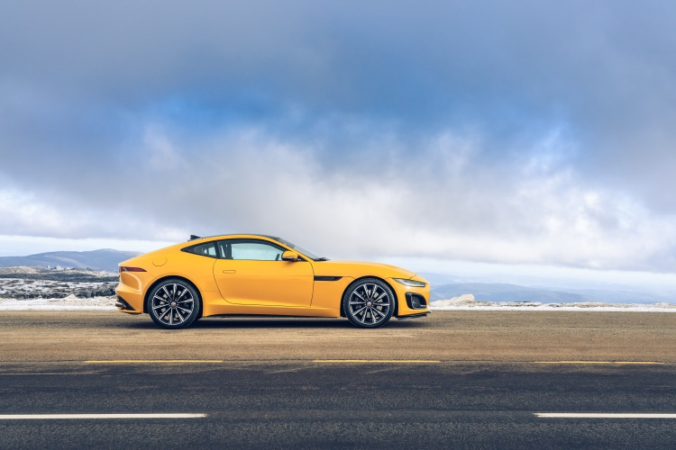 2020-Jaguar-F-Type-R-Exterior-Sorrento-Yellow-2