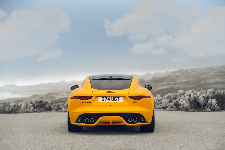 2020-Jaguar-F-Type-R-Exterior-Sorrento-Yellow-3