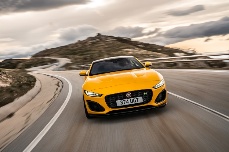 2020-Jaguar-F-Type-R-Exterior-Sorrento-Yellow-7