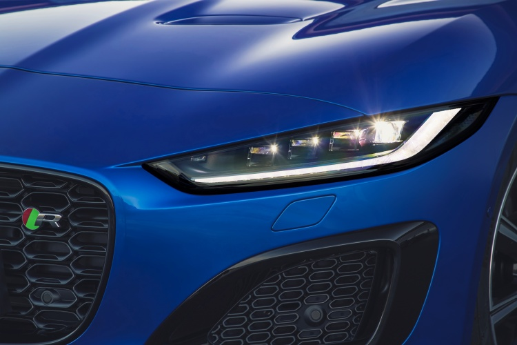 2020-Jaguar-F-Type-R-Slimline-Pixel-LED-Headlight